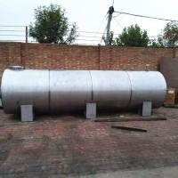 不锈钢卧式储罐沧州实地厂家按需供应