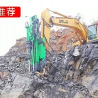 新型高效岩石钻进分裂设备