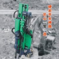 岩石钻裂一体机岩石钻裂机PL-2000