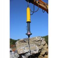 重型岩石劈裂机