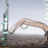 新型高效挖改钻机