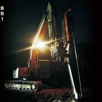 挖改凿岩钻机