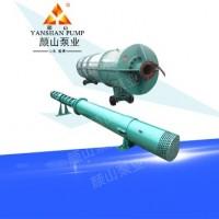 QJ(W)系列卧式潜水电泵
