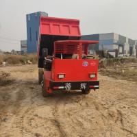 四驱矿用运输车矿安车工程自卸四不像运输车