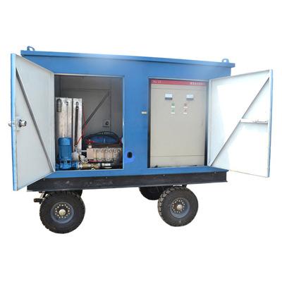 空预器清洗机 汽轮机清洗机 工业列管专用高压清洗设备 环保高效