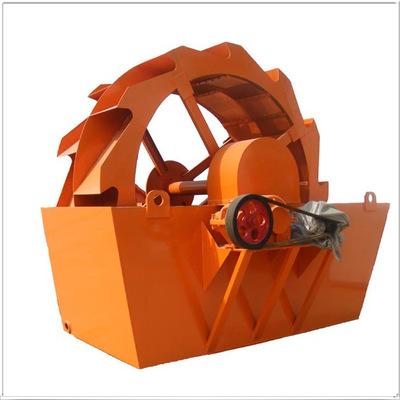 细砂回收机 洗砂回收装置 细沙回收分离机 脱水洗矿筛洗矿槽