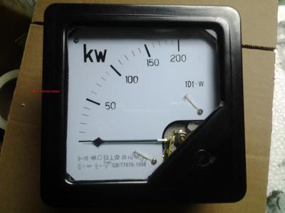 有功功率表 1T1-300KW 1D1-200kw有功功率表 规格齐全160*160mm