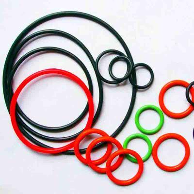 橡胶制品厂家 高温耐磨氟橡胶圈 FKM密封圈 氟橡胶O型圈