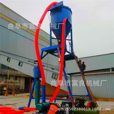 真空风力加大脉冲除尘布袋气力输送机高效环保200型气力吸灰机