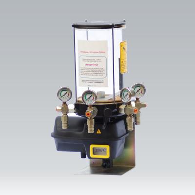 厂家生产电动多点油脂润滑泵配套整套润滑系统