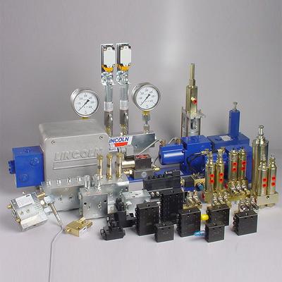 林肯配件 润滑系统配件 林肯注油器 技术领先 原装进口