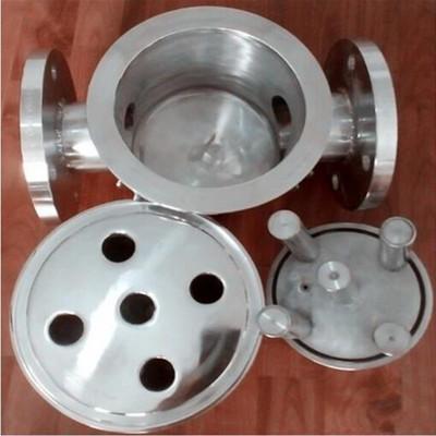 304不锈钢强磁磁铁 食品除杂质过滤 磁性过滤设备 厂家生产定制