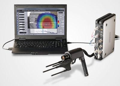 日本小野ONOSOKKI 4通道波束形成法声源可视化软件BF-3100