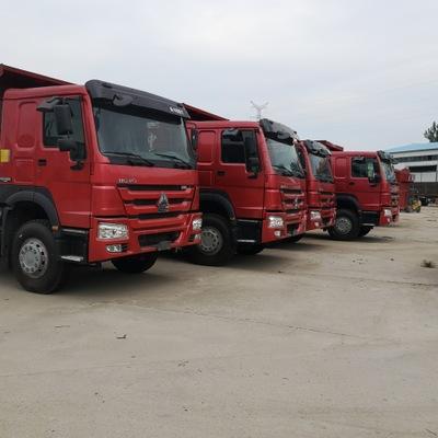 促销库存后八轮矿山工程自卸车 5.8米双桥环保渣土自卸车价格多少