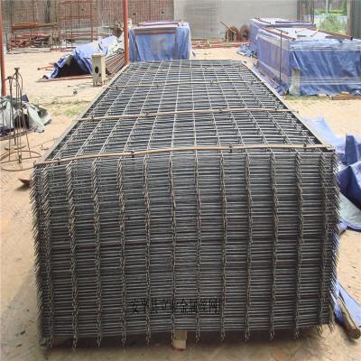 带肋钢筋网冷拔圆钢钢筋网片D6D8D10D12煤矿隧道支护网桥梁网路基