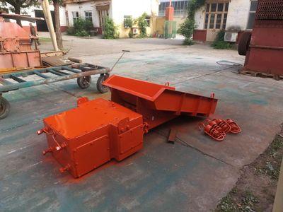GZ-6型电磁振动给料机 矿石给料机 山东电磁振动给矿机制造厂家