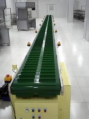 生产销售 PU输送带 回旋输送带