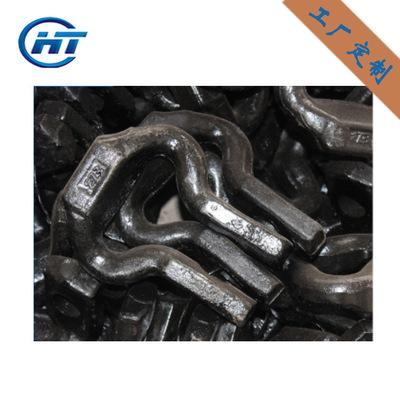 挖掘煤矿装备配件 锻打双孔连接环 液力耦合器 链轮等工矿配件