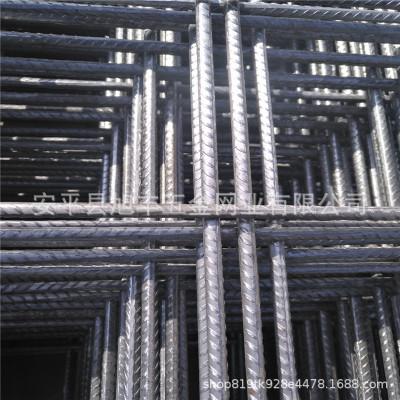 钢筋网 桥梁钢筋焊接网 建筑冷轧带肋钢筋网片 煤矿支护网厂家
