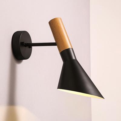 现代简约北欧创意个性led墙灯壁灯客厅餐厅过道卧室床头壁灯