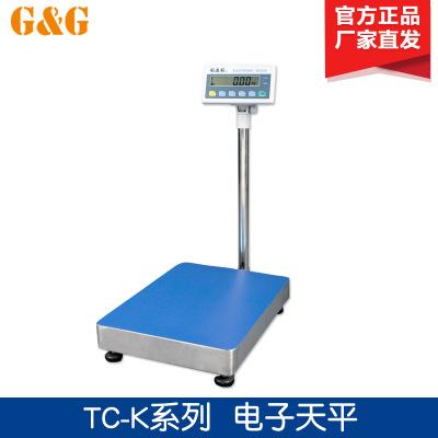 常熟双杰 TC60K/TC100K 电子天平 计重台秤 工业电子台秤