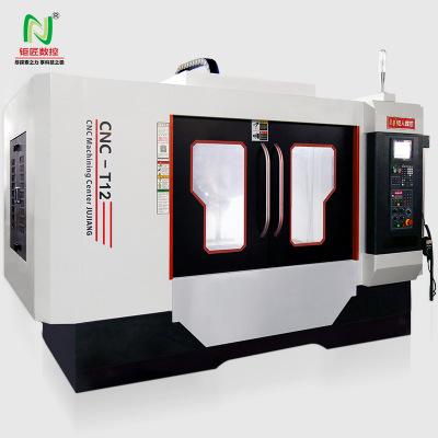 钜匠数控T12型材高速钻攻加工中心1.2米大行程铝型材钻孔数控机床