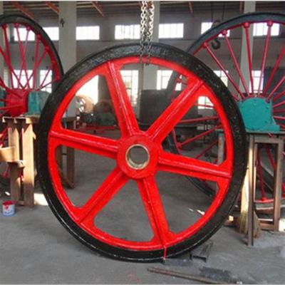厂家供应天轮TXG-800/16矿用天轮固定天轮串车游动天轮单轮规格