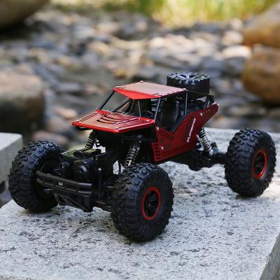 遥控汽车越野车超大四驱高速攀爬车充电动男孩成人玩具车赛车