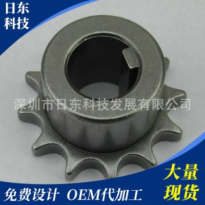 厂家定制冶金制品 五金配件 送料器配件27A-1链轮 工业齿轮链轮