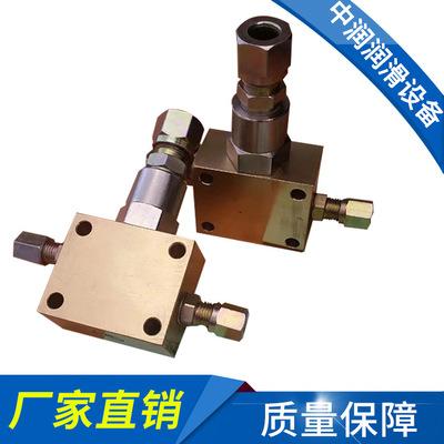 优惠供应油气分配器JS2-10/6冶炼设备润滑系统油路油气润滑分配器