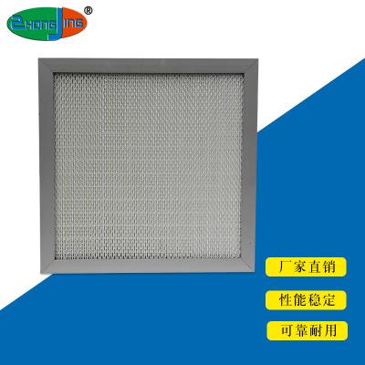 厂家直销液槽高效过滤器机械行业设备过滤器 液槽空调过滤器