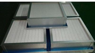 生产销售 中央空调净化产品液槽密封高效过滤器