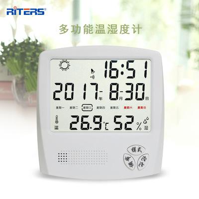 新品上市电子温湿度计.家庭摆放式数显温度计.强磁悬挂式温湿度计