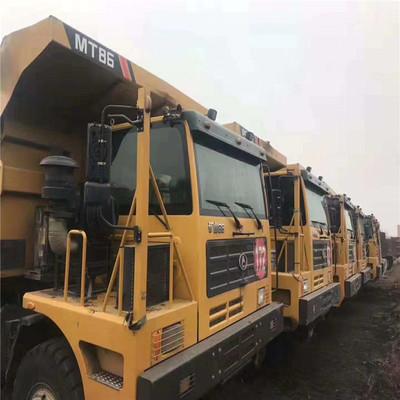 出售二手宽体自卸车 矿山86重型后翻自卸车 工程渣土车