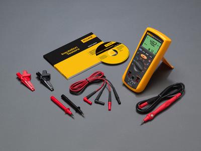 F1508绝缘电阻测试仪1535兆欧表1587FC数字摇表1503