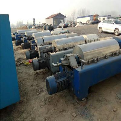 销售二手mbr污水处理设备 污泥脱水机 卧式螺旋沉降卸料离心机
