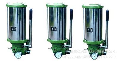 批发手动润滑泵SRB-L干油润滑系统