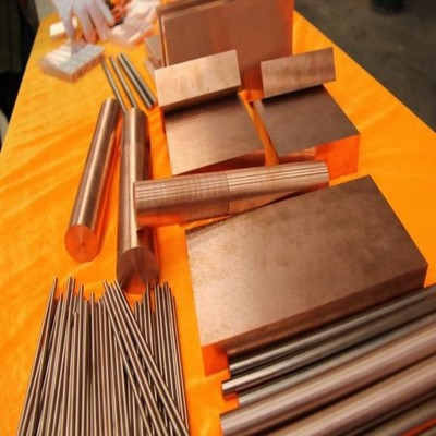 厂家直销cuw70钨铜合金棒 高导电 导热性w70钨铜棒 Φ18*200mm