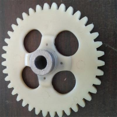 齿轮厂家定制尼龙链轮 涡轮 星轮各种尼龙配件定制