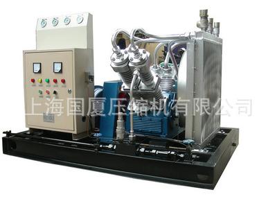 1立方150公斤压力活塞式空气压缩机 15MPA压力空压机