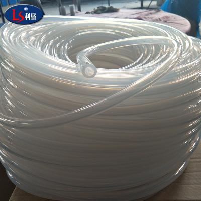 厂家批发彩色透明硅胶管 耐高温大口径异形硅软管薄壁硅胶管