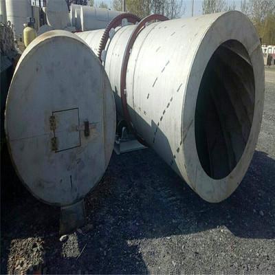 便宜处理二手滚筒烘干机 滚筒干燥机 二手大型煤泥滚筒烘干机