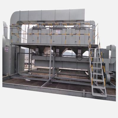 环保设备哪家好活性炭吸附脱附催化燃烧设备(RCO)催化燃烧设备