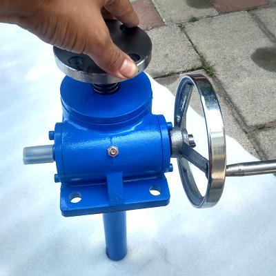 小型蜗轮蜗杆升降机 丝杆升降器 涡轮蜗杆升降机厂家直销
