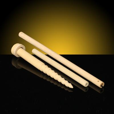 加热用堇青石耐火材料 精密加工绝缘电热陶瓷 工业陶瓷配件定制