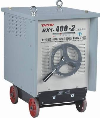 上海通用交流弧焊机BX1-400-2/上海通用交流电焊机(全铜芯)