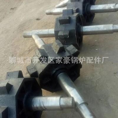聊城家豪锅炉配件 厂家专业铸造重型矿连12角链轮 耐磨 耐拉