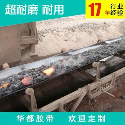 厂家供应 阻燃输送带 矿用 井上井下运输 整芯阻燃传输带