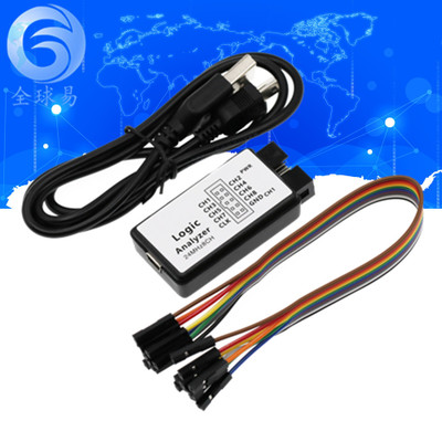 USB 逻辑分析仪 单片机  ARMFPGA调试利器24M采样8通道