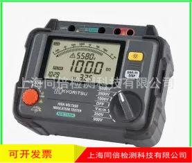 日本共立品牌MODEL 3125A高压绝缘电阻测试仪 5000V高压兆欧表
